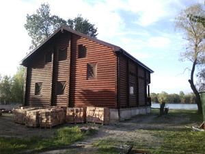 Дом Ольгинская
