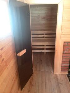 Готовая мобильная баня