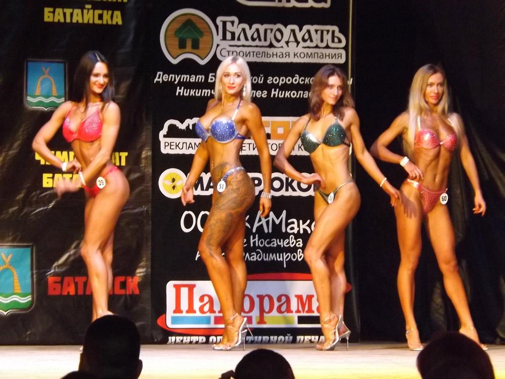 СК Благодать приняла участие в организации чемпионата г.Батайска по бодибилдингу